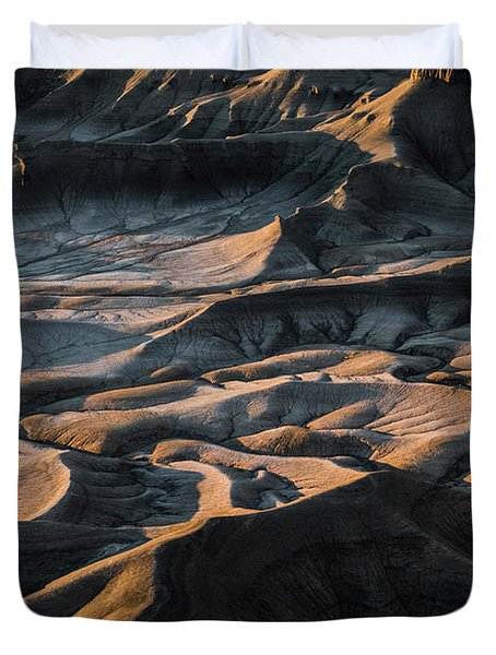 Utah Vista Duvet Cover