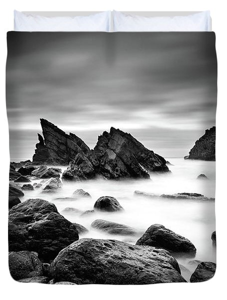 Utopia Duvet Cover by Jorge Maia