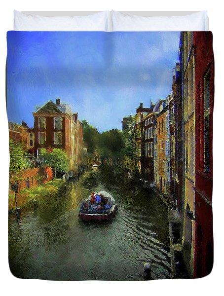 Utrecht, Holland Duvet Cover