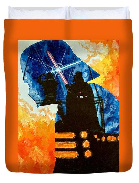 Vader Duvet Cover