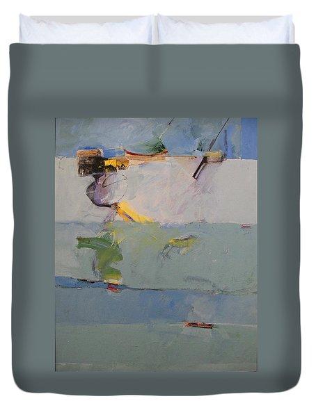 Vahevala Duvet Cover by Cliff Spohn