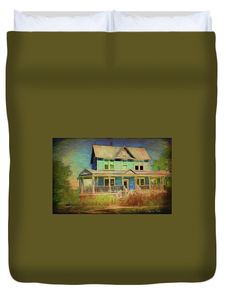 Valentine House Duvet Cover
