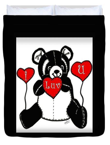 Valentine Duvet Cover