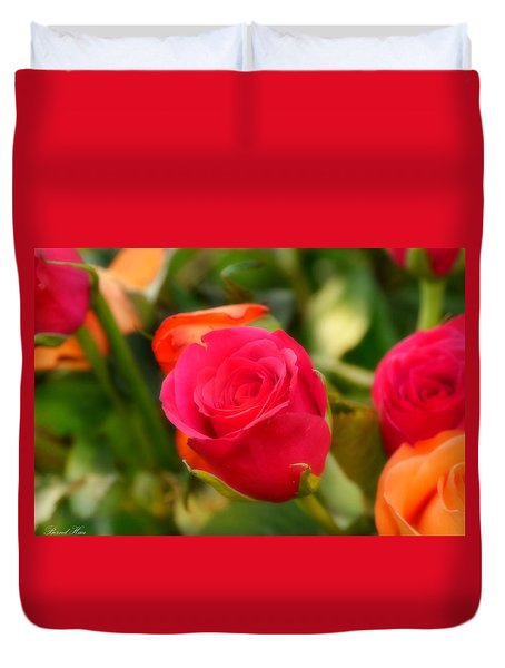 Valentines Day Duvet Cover