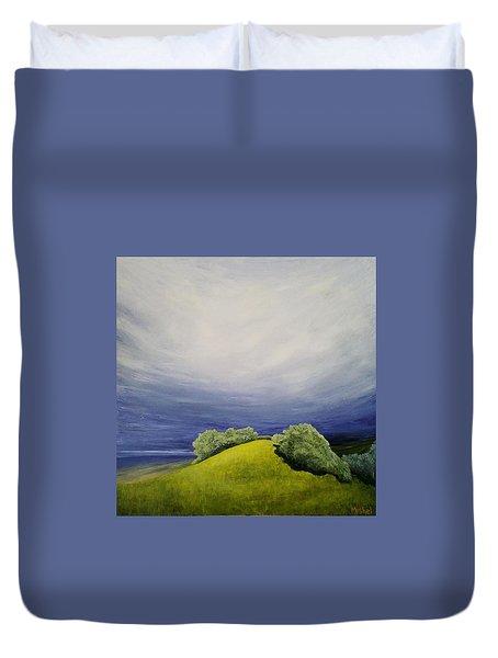 Valle Vista Meadow Duvet Cover