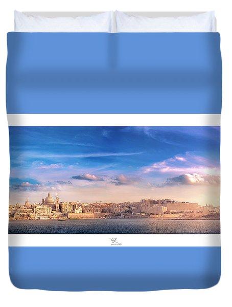 Valletta Duvet Cover