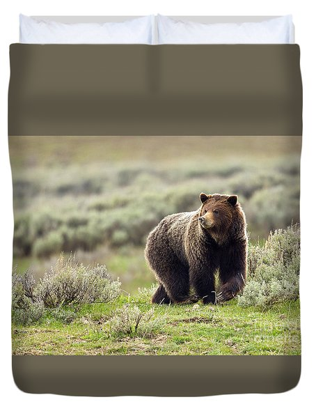 Valley Girl Duvet Cover