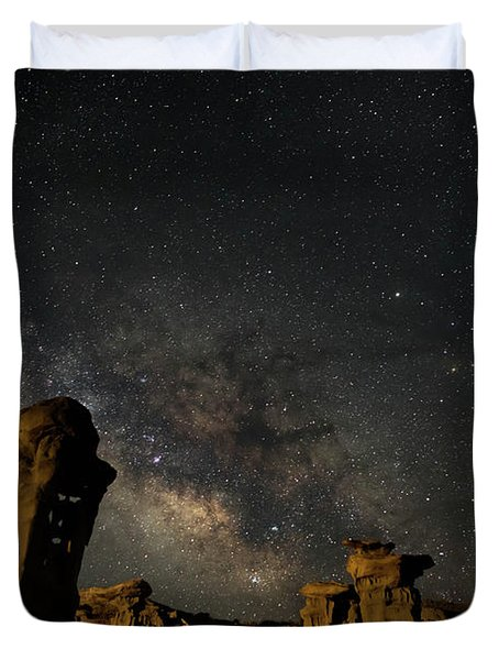 Valley Of Dreams Duvet Cover