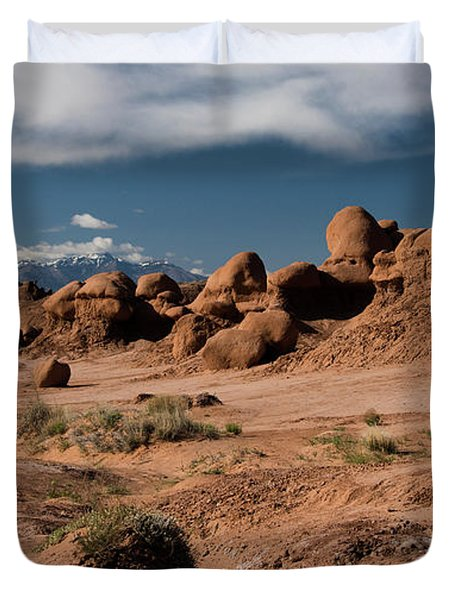 Valley Of The Goblins Duvet Cover