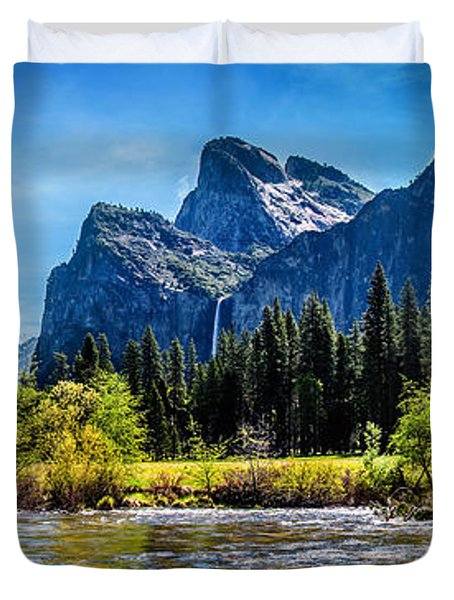 Tranquil Valley Duvet Cover