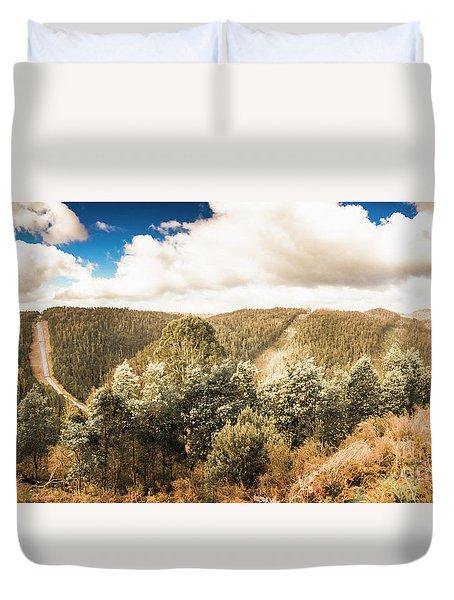 Valley Wonder Duvet Cover