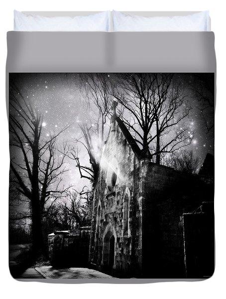 Vampiric Tendencies Duvet Cover