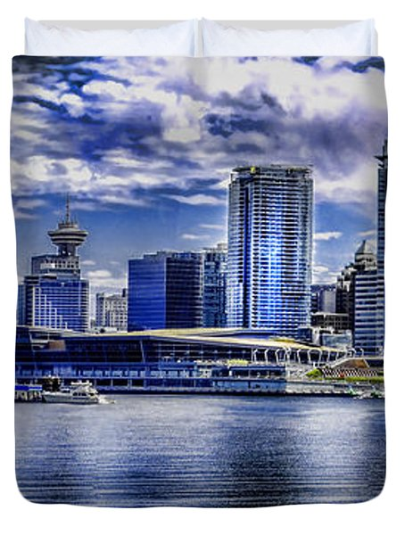 Vancouver Duvet Cover