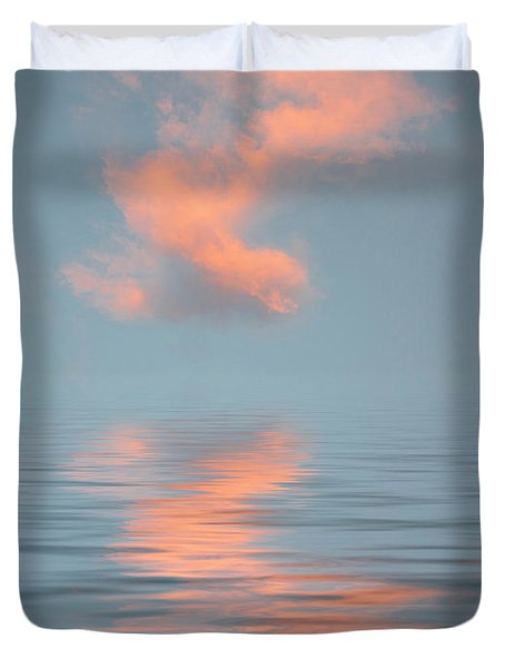 Vapor 2 Duvet Cover by Jerry McElroy