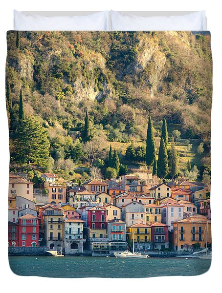 Varenna Village Duvet Cover