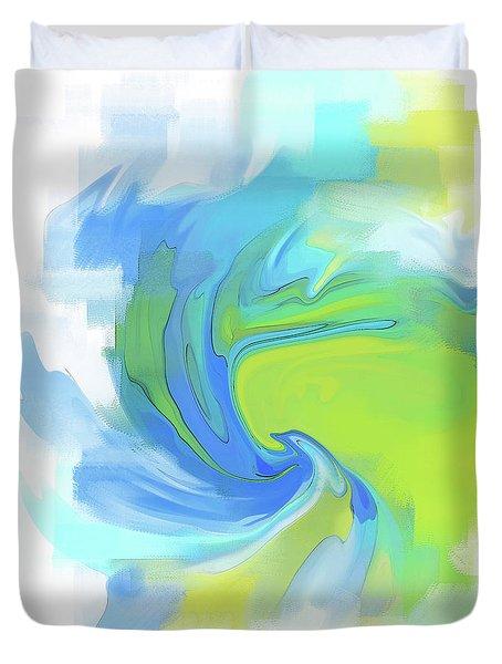 Variation 3 Duvet Cover