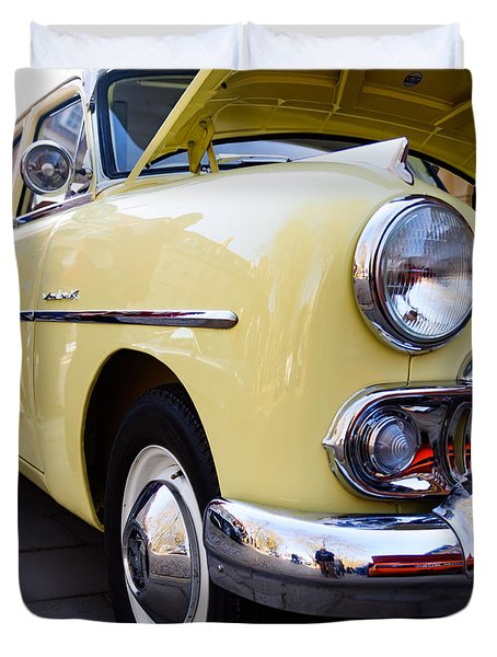 Vauxhall Velox Duvet Cover