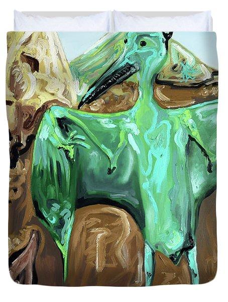 Vega Duvet Cover