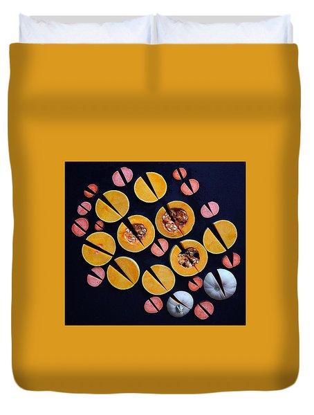 Vegetable Patterns Duvet Cover
