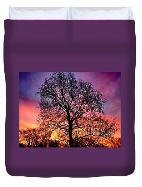 Velvet Mood Duvet Cover