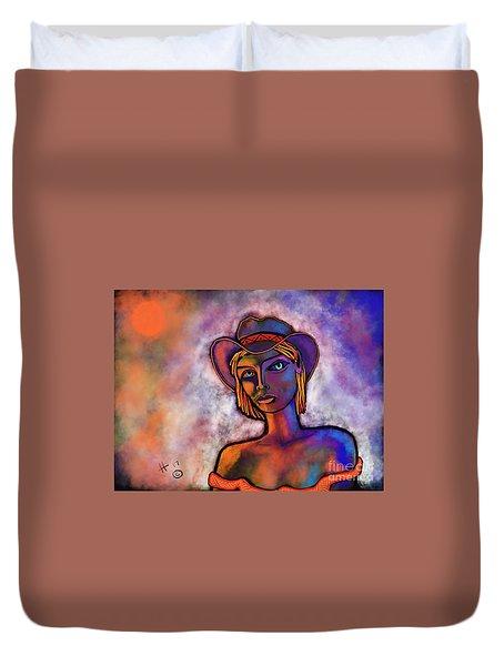 Velvet Squeeze Duvet Cover