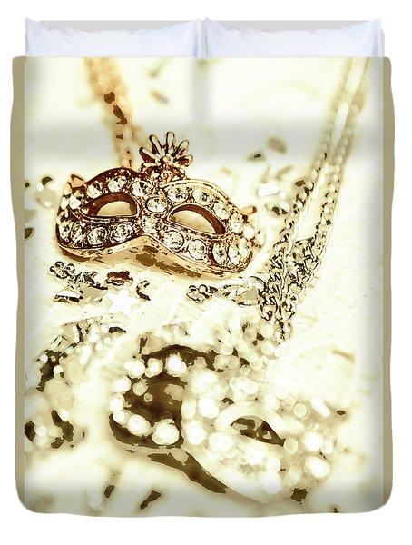 Venetian Crystal Style Duvet Cover