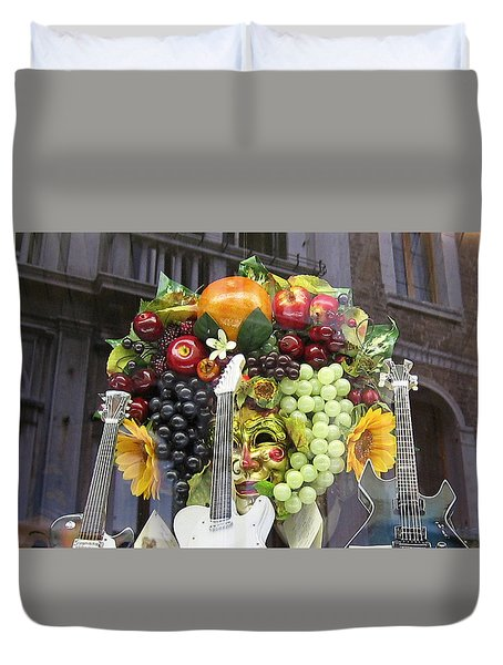 Venetian Dreams Duvet Cover