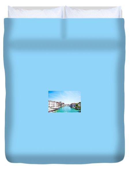 Venetian Fantasy Duvet Cover