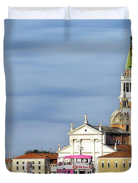 Venice 10 Duvet Cover