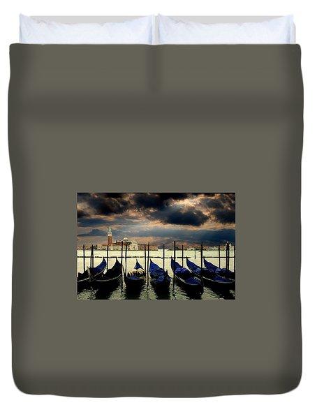 Venice-3r3 Duvet Cover