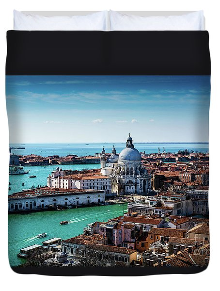 Eternal Venice Duvet Cover