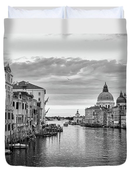 Venice Morning Duvet Cover