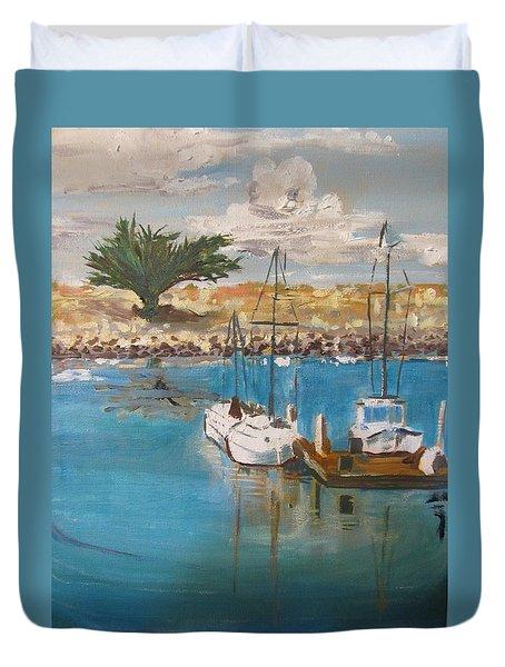 Ventura Marina Duvet Cover