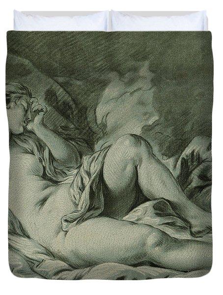 Venus Sleeping Duvet Cover