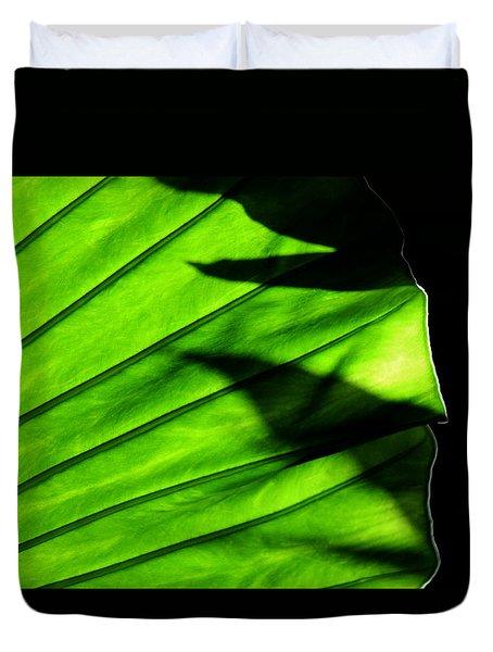 Verdant Duvet Cover by Silke Brubaker