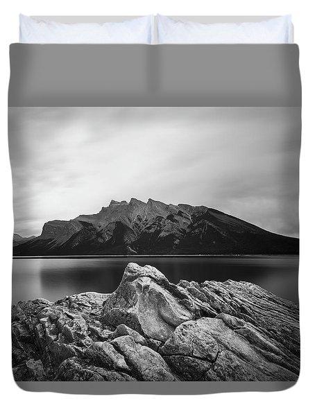 Vermilion Lake Duvet Cover