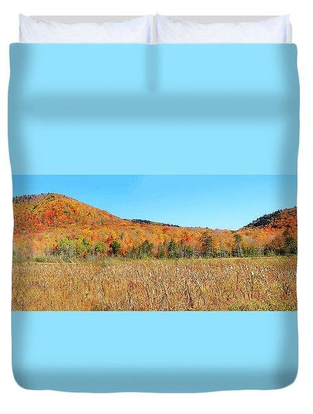 Vermont Foliage 1 Duvet Cover