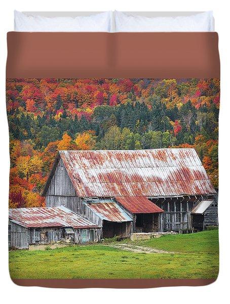 Vermont Duvet Cover