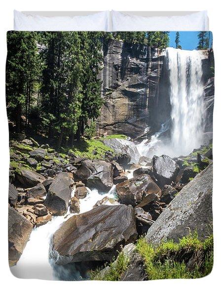 Vernal Falls- Duvet Cover