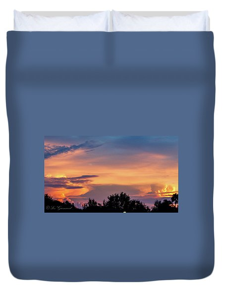 Vero Sunrise Duvet Cover