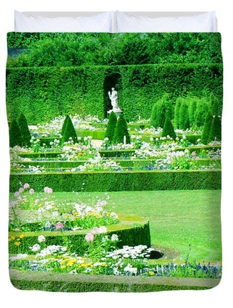 Versailles Pathways Duvet Cover