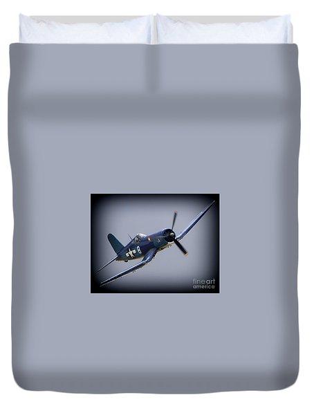 Vf-84 Jolly Rogers' Corsair No.8 Duvet Cover