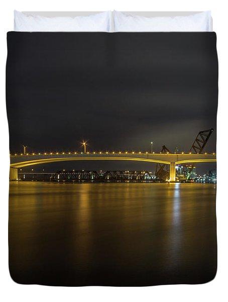 Viaduct Duvet Cover