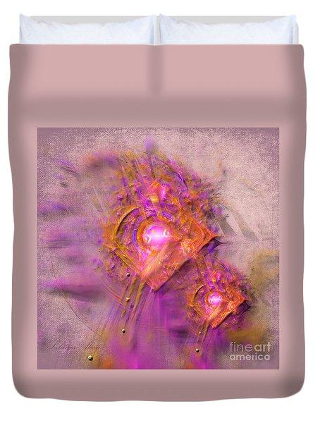 Vibration Duvet Cover