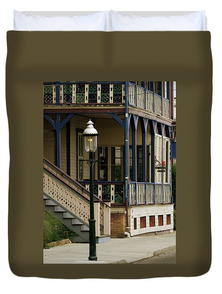 Victorian Cape May Duvet Cover