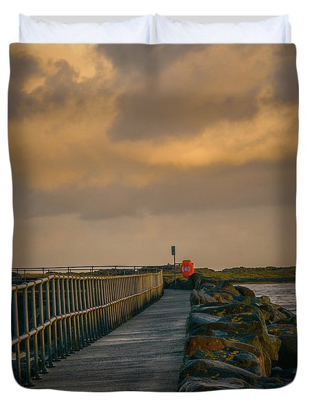 View At Staffin 1 #g9 Duvet Cover