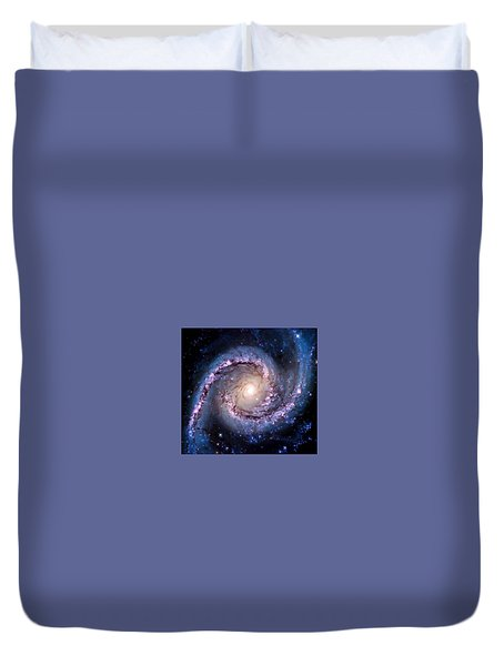 View From Hubble Duvet Cover