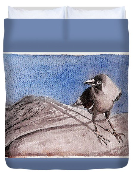 View Duvet Cover by Jasna Dragun