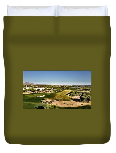 Views Duvet Cover
