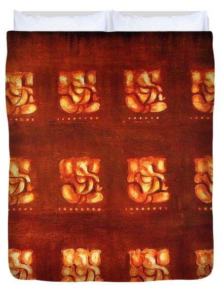 Vigneshwar Duvet Cover
